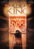One Night with the King DVD Case