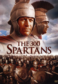 The 300 Spartans DVD Case