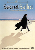 Secret Ballot DVD Case