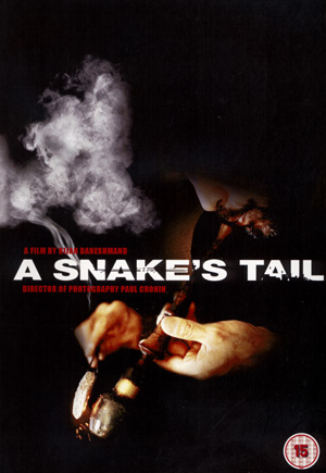A Snake's Tail DVD Case