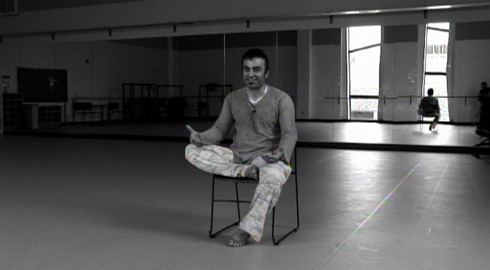 Dancer Sashar Zarif explains his disdain for people describing his moves as 'exotic.'
