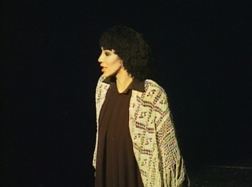 A play about the life of famed Iranian poet and feminist Forough Farrokhzad.