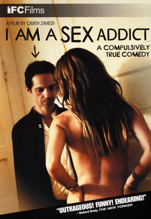 I Am a Sex Addict DVD Case