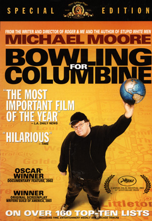 Bowling for Columbine DVD Case
