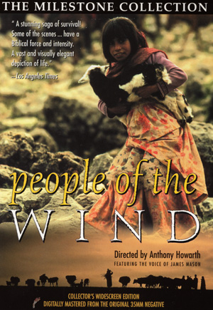 People of the Wind DVD Case