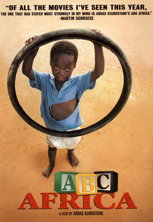 ABC Africa DVD Case