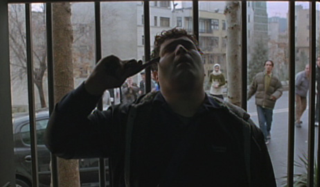 The fate of Hossein (Hossein Emadeddin) is revealed in the opening sequence.
