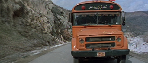 The musician and his sons cover most of the territory in a borrowed school bus driven by the incompetent but well-meaning driver Kako, played by now Ghobadi-regular Ollah Morad Rashtiani.